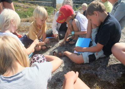 AltStarterMedSang Huskunstnerforløb, Christiansø Skole, foto af Nick Dalum