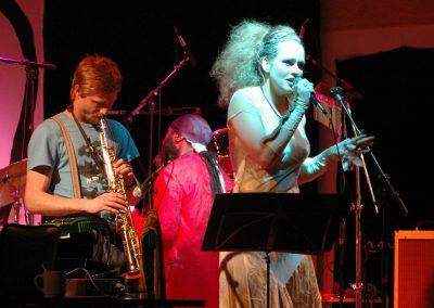 Gudrun Holck Band, foto af Poul Thygesen