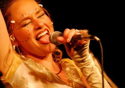 Gudrun Holck Band, foto af Peter Bischoff