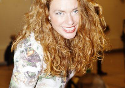 Gudrun Holck, foto af Erika Svensson