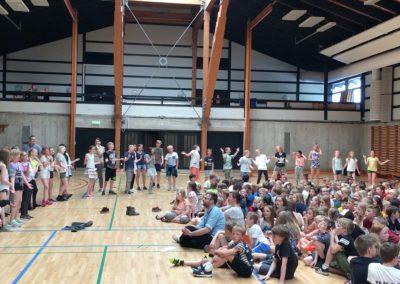 AltStarterMedSang Skolekoncert Solvangskole, foto af Torben Haslund