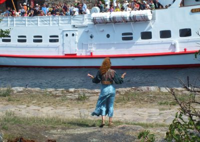 Sæt Lyd På Christiansø, foto af Morten Magni